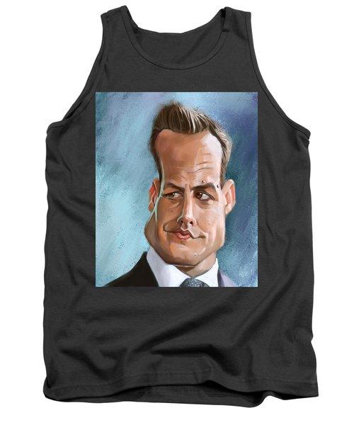 Harvey Specter Tank Top