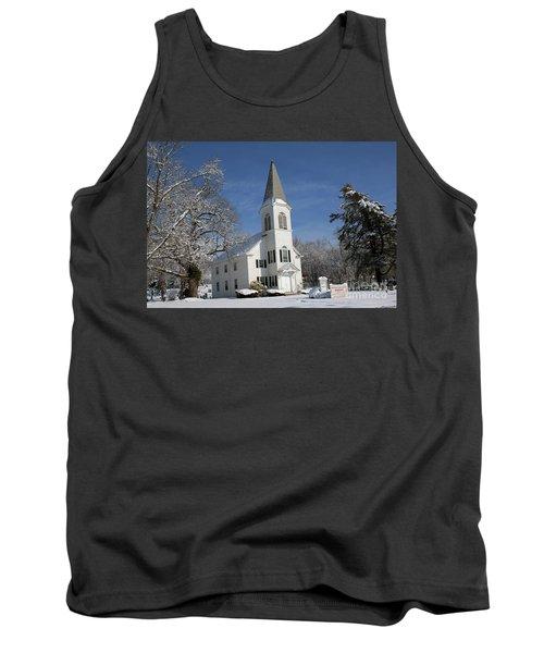 Hauppauge United Methodist Church  Tank Top