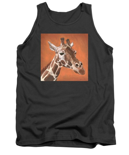 Have A Long Reach Tank Top by Nathan Rhoads