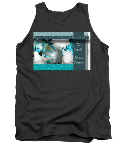 Have Yourself A Fabulous Christmas Tank Top