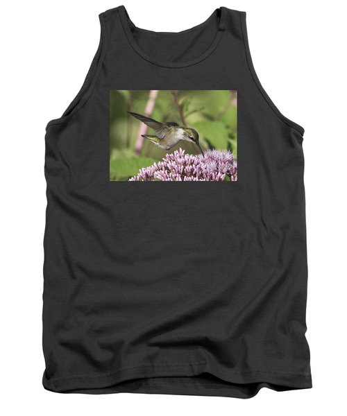 Tank Top featuring the photograph Having A Sip by Stephen Flint