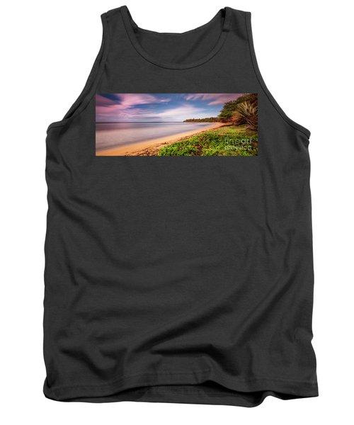 Hawaii Pakala Beach Kauai Tank Top