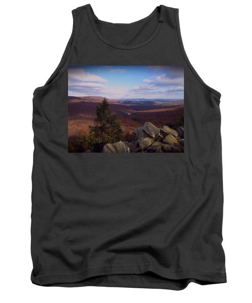 Hawk Mountain Sanctuary Tank Top