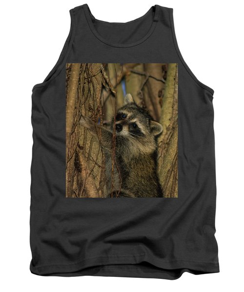 He Found My Nook Tank Top