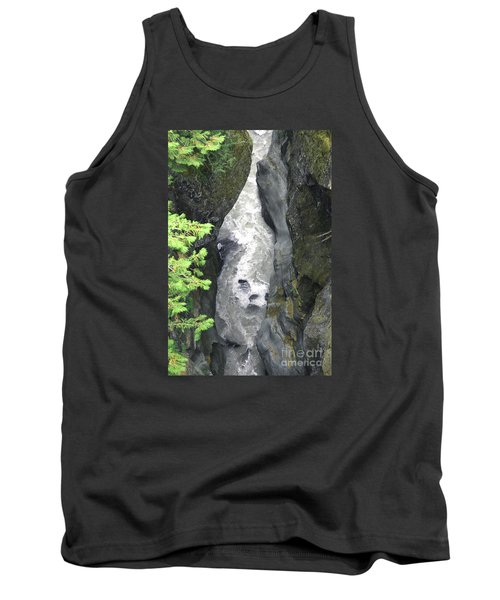 Headwaters Of The Cowlitz River Tank Top by Rich Collins