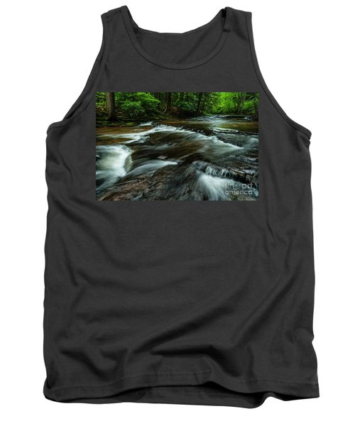 Headwaters Of Williams River  Tank Top