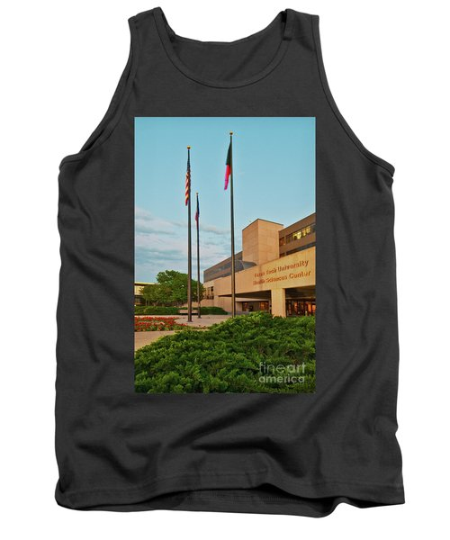 Tank Top featuring the photograph Health Sciences Medical Center by Mae Wertz