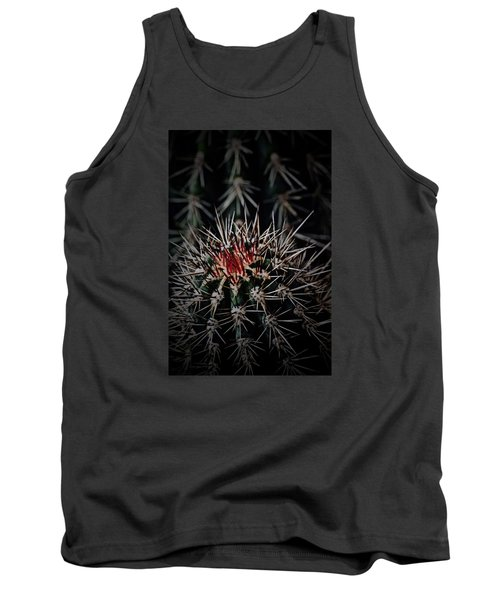 Heart-blood Tank Top by Tim Good