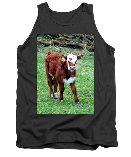 Tank Top featuring the photograph Heart by Cricket Hackmann