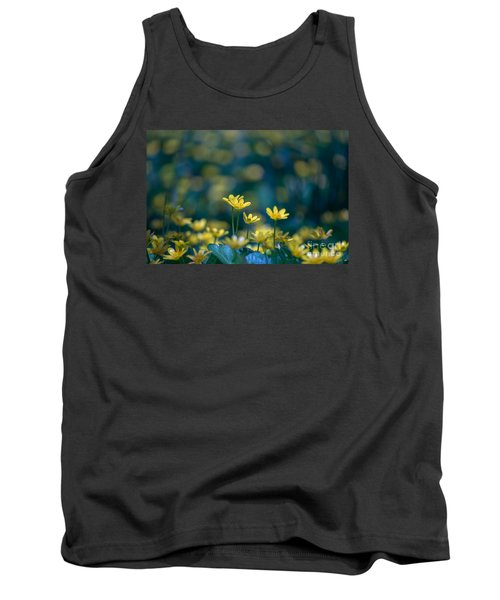Tank Top featuring the photograph Heart Of Small Things by Rima Biswas