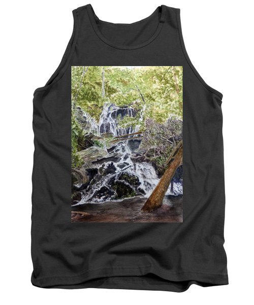 Heart Of The Forest Tank Top by Joel Deutsch