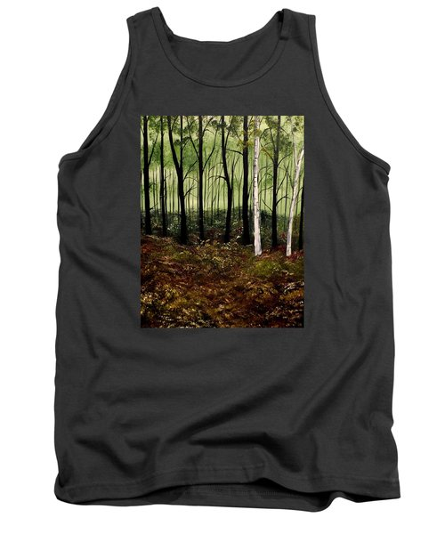 Heart Times Tank Top by Lisa Aerts
