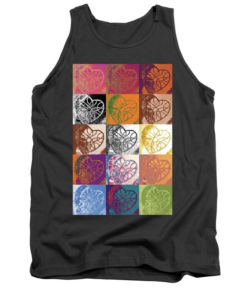 Heart To Heart Rendition 5x3 Equals 15 Tank Top