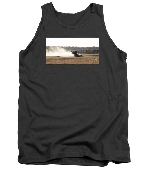 Tank Top featuring the photograph Heartland Harvest  by J L Zarek