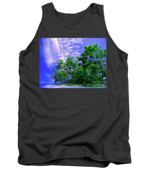 Tank Top featuring the photograph Heavenly by Elfriede Fulda