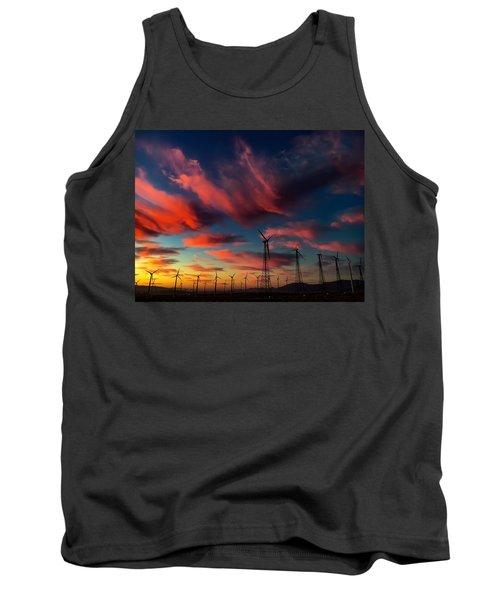 Heavenly Sunrise Tank Top