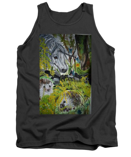 Hedgies Tank Top