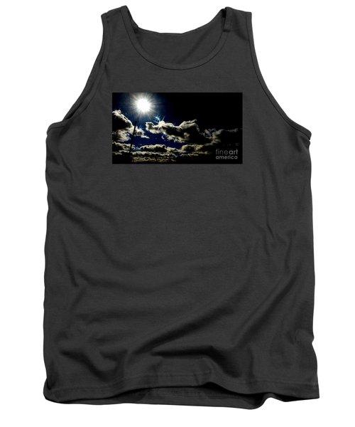 Heinlein's Horizon Tank Top