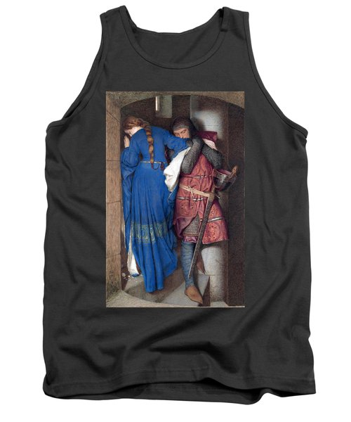 Hellelil And Hildebrand Or The Meeting On The Turret Stairs Tank Top