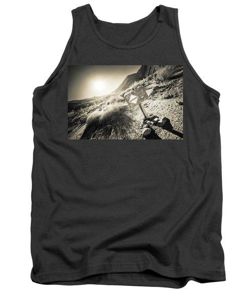 Hellhole Canyon Warning Tank Top
