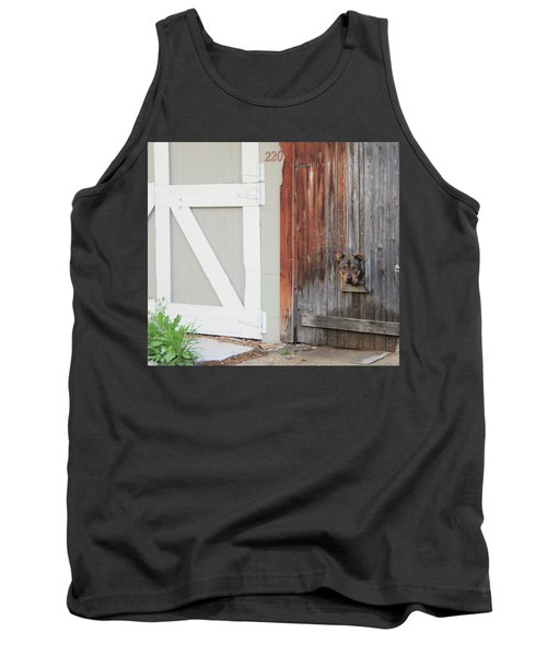 Tank Top featuring the photograph Hello, Comet by Christin Brodie