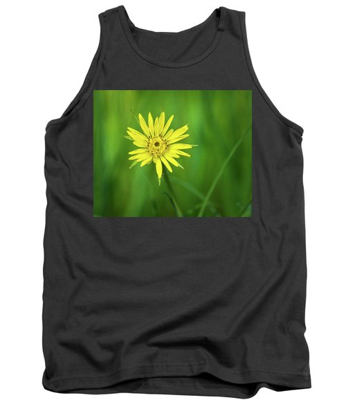 Tank Top featuring the photograph Hello Wild Yellow by Bill Pevlor