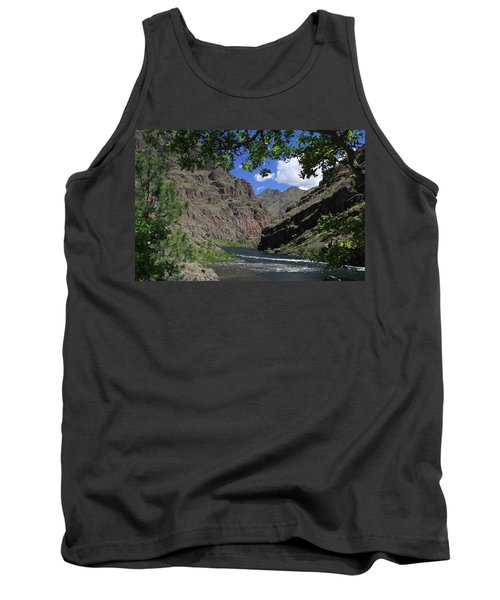 Hells Canyon Snake River Tank Top