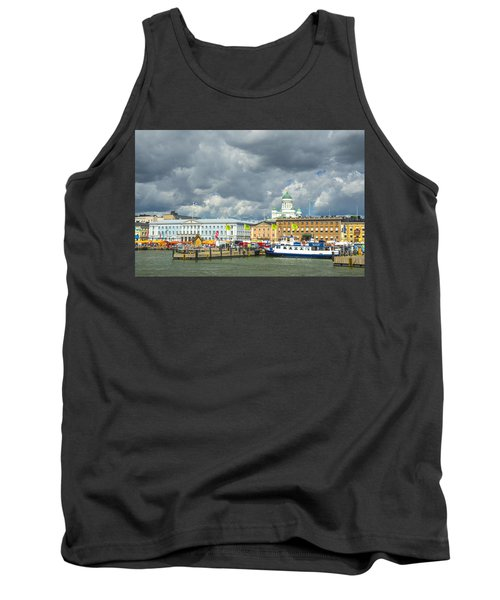 Helsinki, South Harbor Tank Top
