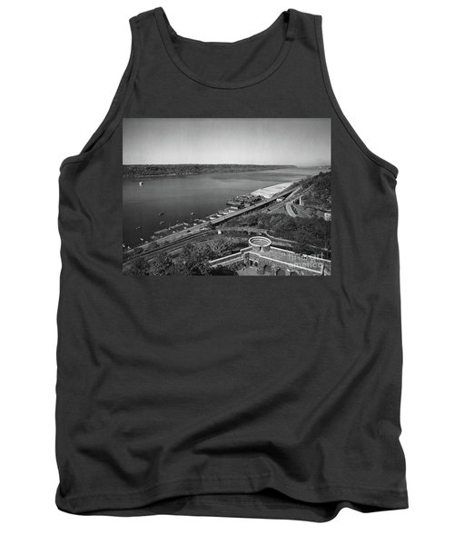 Henry Hudson Parkway, 1936 Tank Top by Cole Thompson