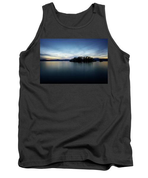 Hens And Chickens Islands Tank Top