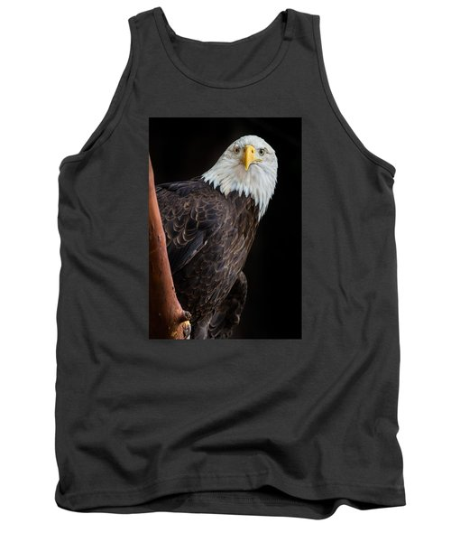 Her Majesty Tank Top by Greg Nyquist