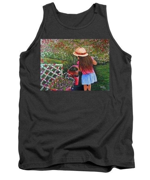 Her Secret Garden Tank Top