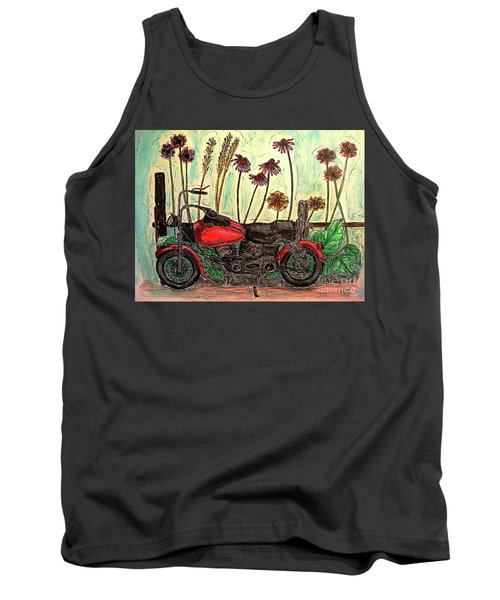 Her Wild Things  Tank Top