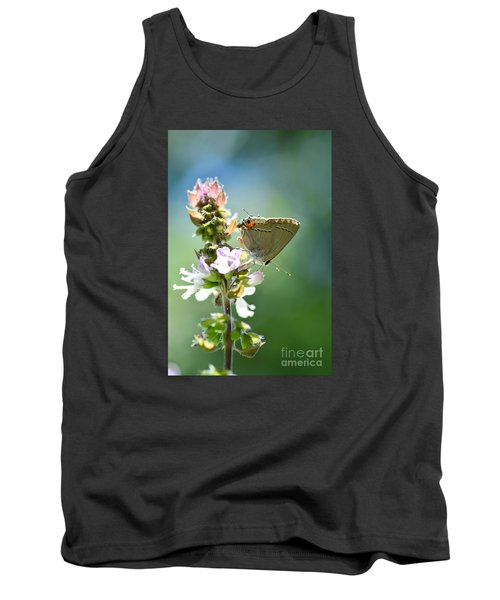 Herb Visitor Tank Top by Debbie Green