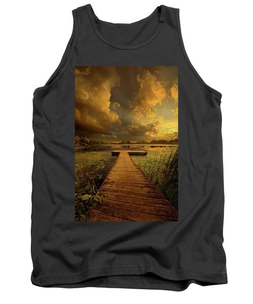 Here Nothing Else Matters Tank Top