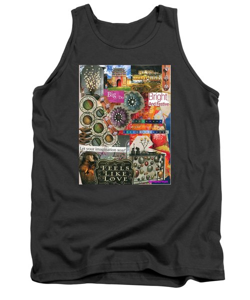 Here There And Everywhere Tank Top