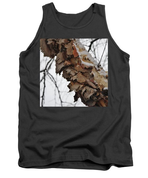 Tank Top featuring the photograph Heritage Birch by Vadim Levin
