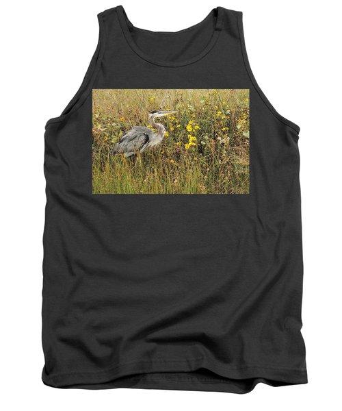 Heron And The Fall Tank Top