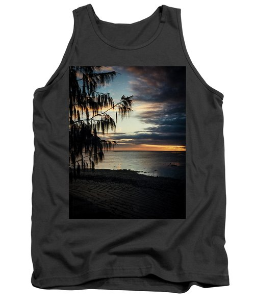 Heron Island Sunset  Tank Top