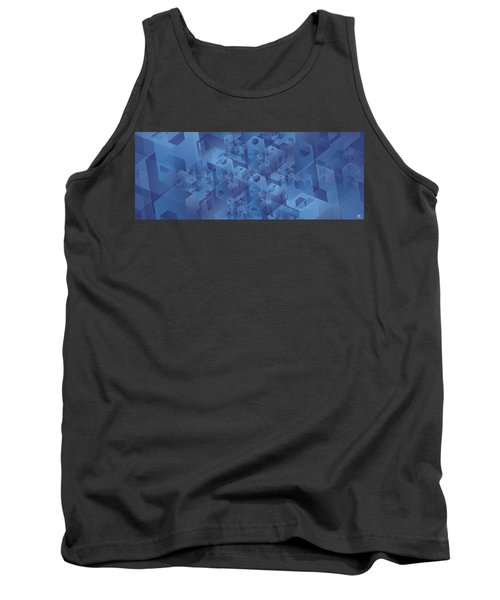 Hexentricity 1 Tank Top