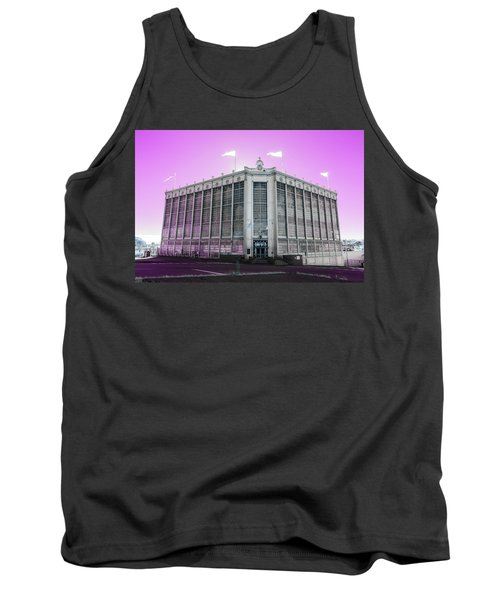 Higgins Armory In Infrared Tank Top