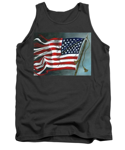 High Crimes And Misdemeanors Tank Top