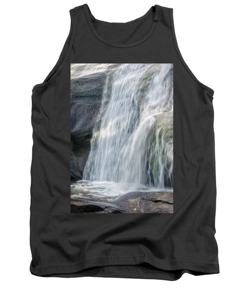 Tank Top featuring the photograph High Falls Three by Steven Richardson