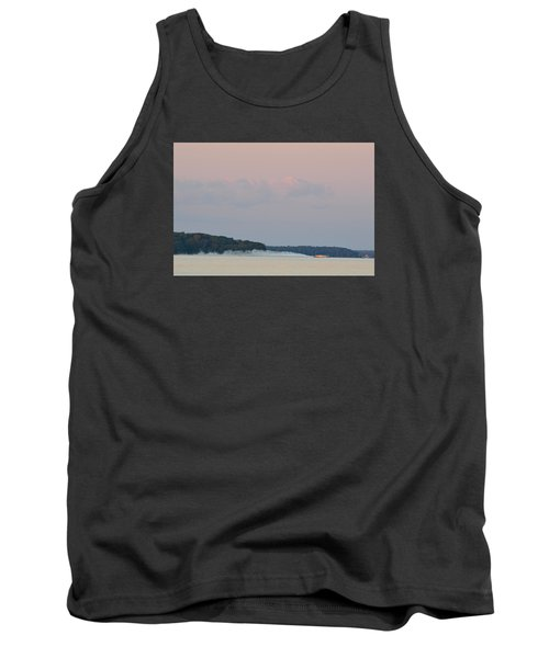 Tank Top featuring the photograph High Speed Boat  by Lyle Crump