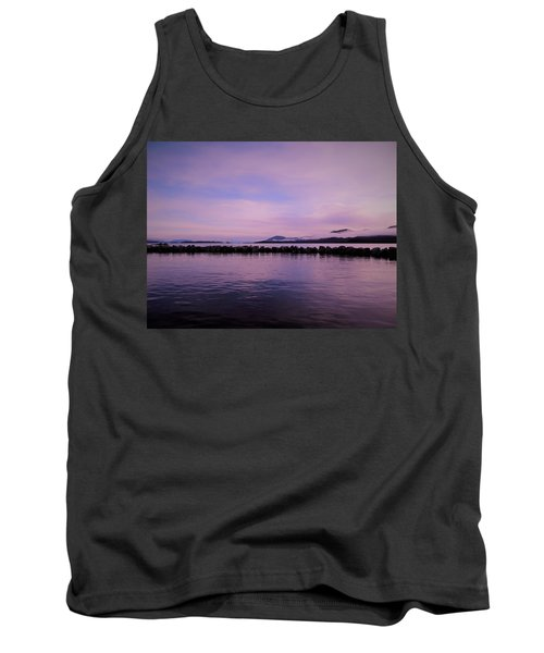 Tank Top featuring the photograph High Tide by Karen Horn