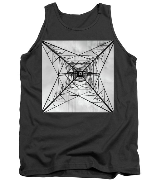 High Voltage Power Tank Top