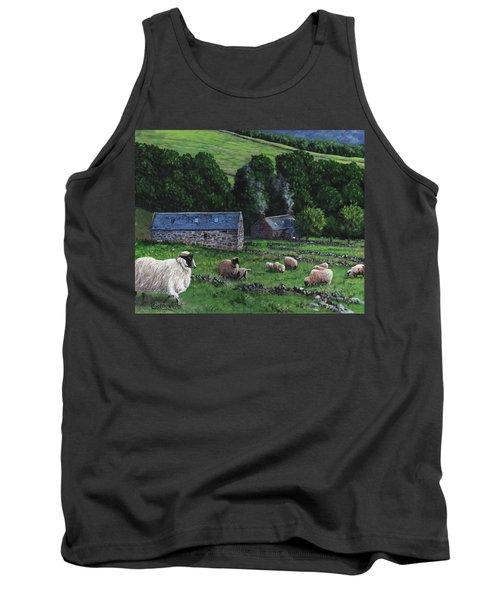 Highland Croft Tank Top