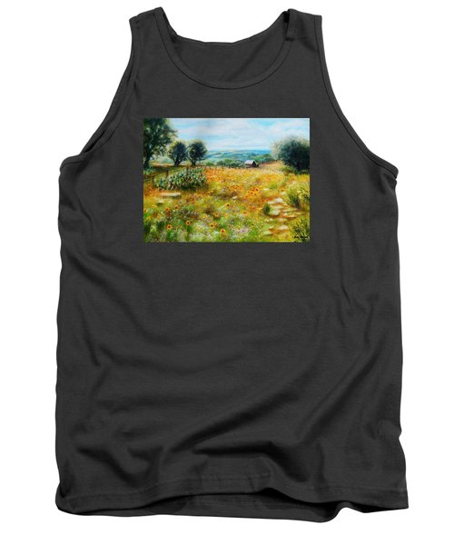 Hill Country Mile Tank Top
