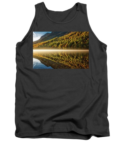 Hills In The Mist Tank Top
