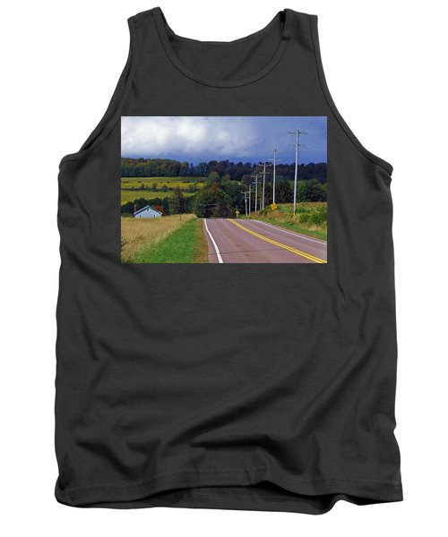 Hillside Ways Tank Top